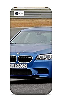 Tpu Case Cover Compatible For Iphone 5c/ Hot Case/ Bmw M5 5