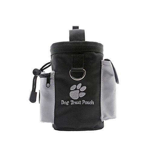 The Ninth Day Sac à friandises pour chien de qualité supérieure pour le dressage - Permet de transporter facilement des friandises, des collations et des jouets.