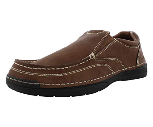 Hunters Bay Dress Slip on Shoes for Men Leather Collection