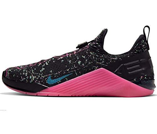 Nike React Metcon Amp, Zapatillas de Atletismo Unisex Adulto, Verde, 41 EU
