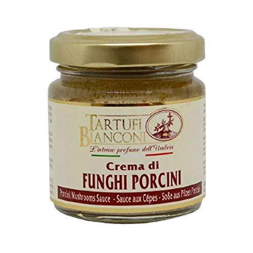 ポルチーニ茸のクリーム Crema di Funghi Porcini 80g Tartufi bianconi ポルチーニ茸