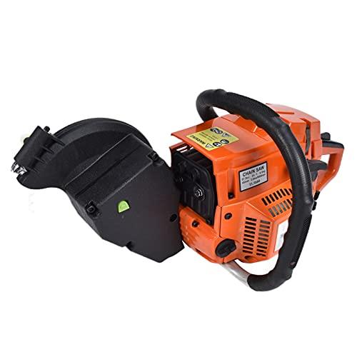Cortadora Eléctrica, Sierra Circular De 8500 Rpm Fácil De Usar Práctica Sin Rebabas Para La Reparación De Energía Eléctrica(190 mm de peso ligero)