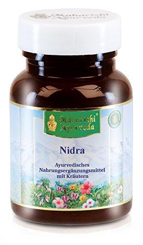 Maharishi Ayurveda Nidra, ayurvedisches Nahrungsergänzungsmittel, 60 Tabletten/ 30g