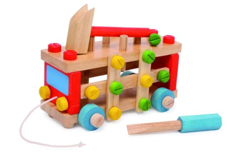 Small foot company - 2679 - Jeu De Construction - Voiture