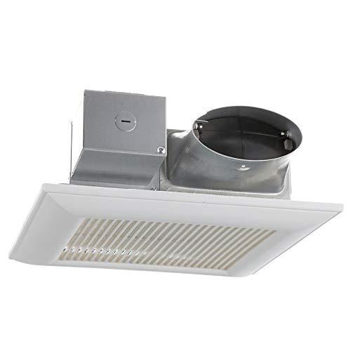 Panasonic FV-0810VSS1 WhisperValue DC Ventilation Fan, 80 or 100 CFM