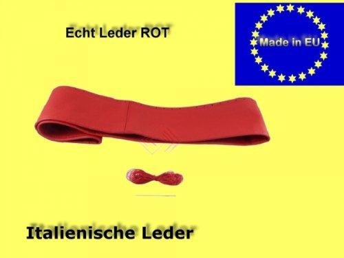 Lenkradschoner/echt Leder/Lenkradhülle/ Größe XL 41-43 CM/Lenkradbezug