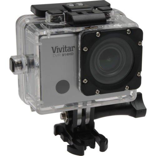 Vivitar dvr944hd-sil-int Actioncam 14MPix 4x Zoom schwarz