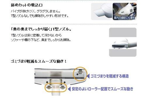 マキタコードレス掃除機CL180カプセル式18Vバッテリ充電器付CL180FDRFW