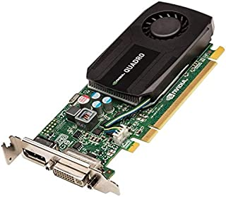 NVIDIA Quadro 410 678928-002 703480-001 - Tarjeta DisplayPort DVI PCIe de bajo Perfil