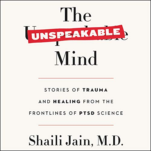 The Unspeakable Mind audiobook cover art