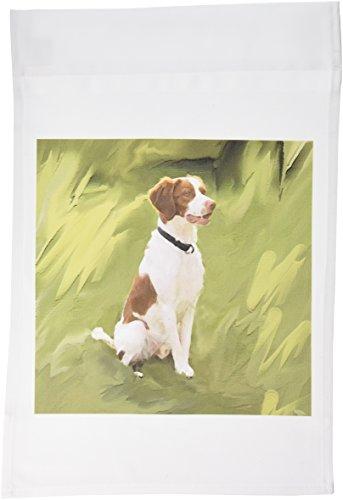 3dRose FL_4443_1 Bretagne Gartenflagge, 30,5 x 45,7 cm