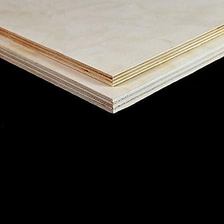 30mm Sperrholzplatten 65/€//qm Multiplexplatten Sperrholz Bastelholz Laubs/ägearbeiten M/öbelbau Modellbau Leichtbau Innenausbau 76 x 50 cm