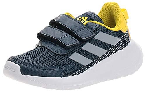adidas Unisex Kinder Tensaur Run Sneakers, Navy, 24 EU