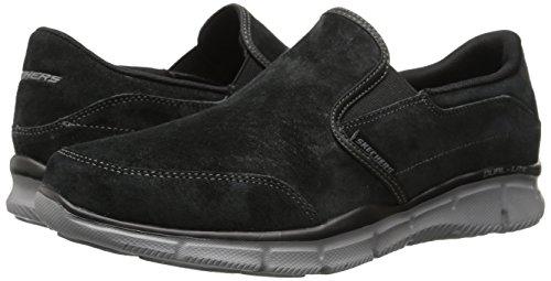 Skechers EqualizerMind Game Herren Sneakers, Schwarz (Black), 45 EU - 3