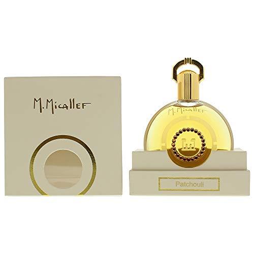 M. Micallef Patchouli Eau de Parfum en vaporisateur 100 ml, 1er Pack (1 x 100 ml)