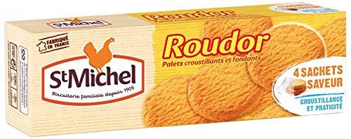 ST MICHEL Roudor Palets Croustillants/Fondants pack 2x150 g