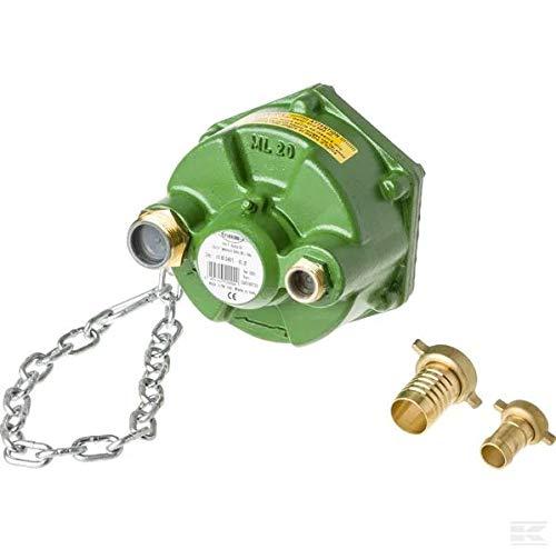 Zapfwellenpumpe ML 20 selbstansaugend ohne Zubehör Wasserpumpe Wasserzapfellenpumpe FE300401
