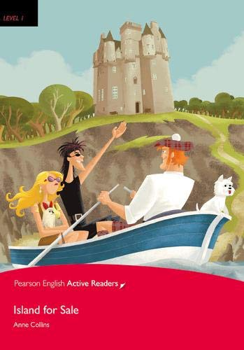 Pearson Active Reader Level 1: Island for Sale Book and Multi-ROM with MP3 for Pack: pearson english active readers; level 1