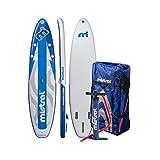 MISTRAL Unisex– Erwachsene Adventure Inflatabable SUP, Blau, 11.5
