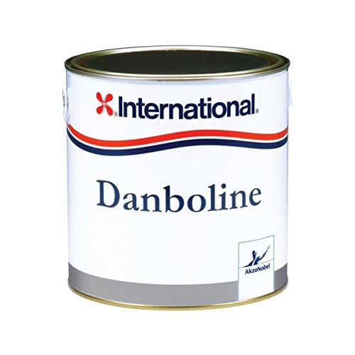 International Danboline Decklack - weiß 001, 750ml
