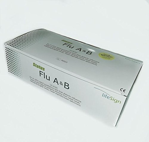 Great Price! Status Influenza A&B Test