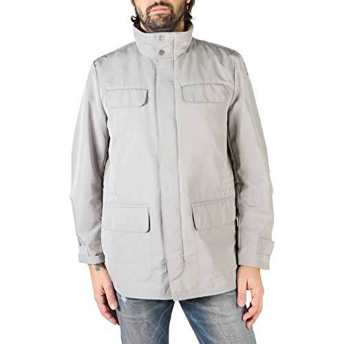 Geox - Man Jacket, 1 Pack, Chaqueta Hombre, Gris (Grau (Tortora f5005)), X-Large