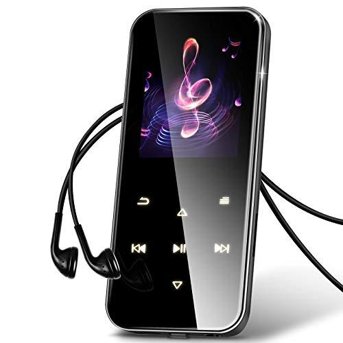 Reproductor MP3 Bluetooth 4.2, Reproductor de Música 16GB A