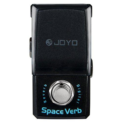 JOYO JF-317 Espacio verbal reverberación Mini - Pedal de efectos de Ironman, guitarra