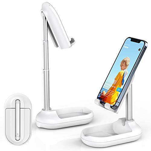 Licheers Angle Height Adjustable Cell Phone Stand Now $9.68