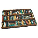 G.H.Y Vector de la Biblioteca Alfombrilla para Libros Grandes Adultos...