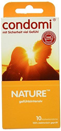 Condomi Nature Kondome, 1er Pack (1 x 10 Stück)