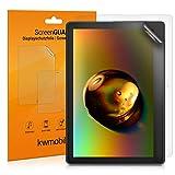 kwmobile 2X Protector de Pantalla Compatible con Lenovo Tab E10 - Salvapantallas Transparente para Tablet