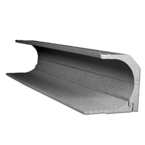 DiHa Rollladenkasten-Isolierung ROKA-ASS® eckig 3-tlg. Tiefe 240 mm, Stärke 28 mm