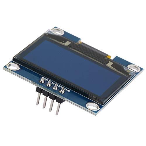 128X64 IIC I2C Communicate OLED-Display, 1 Stück blaues OLED-Display-Modul, für Arduino Raspberry PI