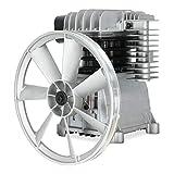 Original Parts, 6218739200, Gruppo Pompante Compressore NS11S - B2800B in Ghisa, con Volante e Filtro d'Aspirazione, per Compressore a Pistone, Elevata Resistenza all'Usura