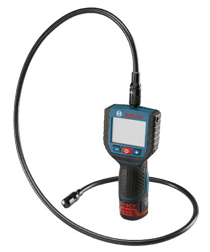 Bosch PS90-1A 12-Volt Max Lithium-Ion Inspection Camera Kit with (1) Battery, Charger and Case -