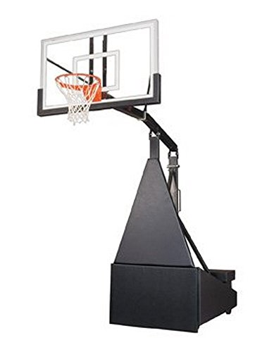 First Team STORM PRO Portable Adjustable Basketball Hoop