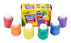 AT HOME CRAFTS & INDOOR ACTIVITIES: Keep spirits high with creative art supplies! Simple and fun crafts for kids are a great way to stay thoughtfully engaged and entertained. WASHABLE COLORS: From washable markers & washable gel pens to washable cray...