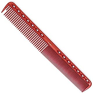 YS Park 339 Fine Cutting Comb - Red