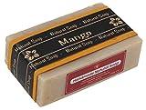 Guru-Shop Exotische Duftseife - Mango, Beige, 2,5x8,5x5 cm, Seife