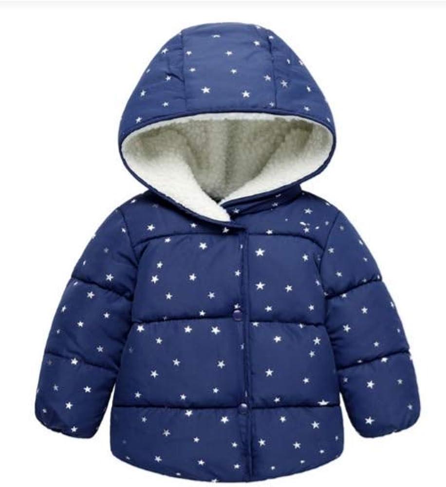 Asasa Winter Children Button + Berb Surprise Denver Mall price Version Pattern Stars Zipper