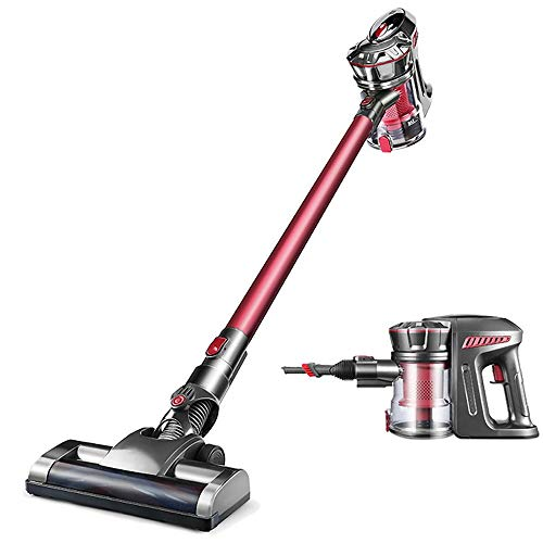 New YZPXCQ Cordless Rod Vacuum Cleaner, Lightweight Digital Motor Lithium Battery and Electric Brush...