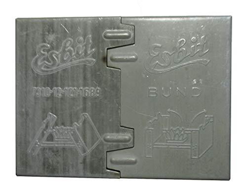 Esbit ドイツ連邦軍 ポケットストーブ 折り畳み式 官給品 軍払下品 旧筆記体ロゴ BUND刻印