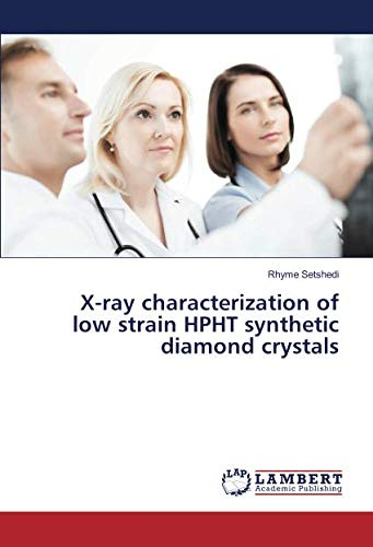 X-ray characterization of low strain HPHT synthetic diamond crystals