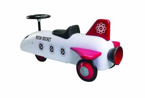 Great Gizmos Ride on Rocket (Livraison en UK)