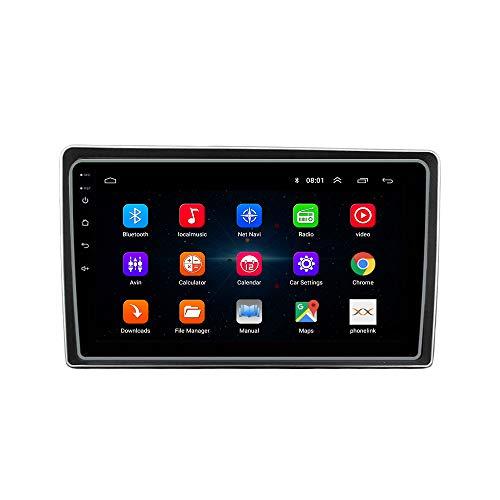 Android 9.1 Octa Core 4GB Ram 64GB ROM DSP CarPlay GPS Radio Car Navigation for Mahindra KUV100