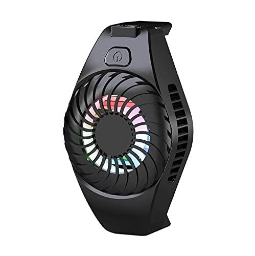 XIXIDIAN Mobiltelefonkylare, 3 sekunder Kylande halvledare Heatsink Telefon Radiator med fläkt för spelliv Se videor
