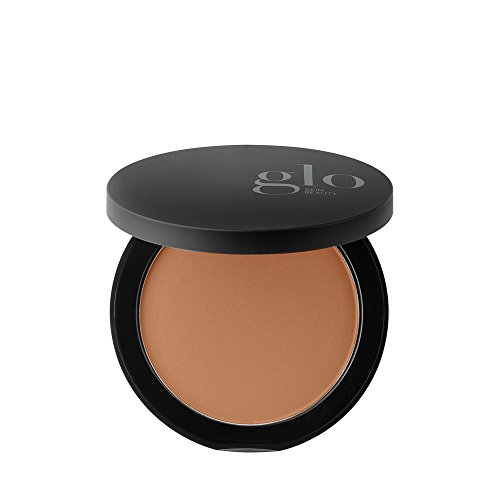 Glo Skin Beauty Mineral Pressed Powder Foundation, Tawny Medium