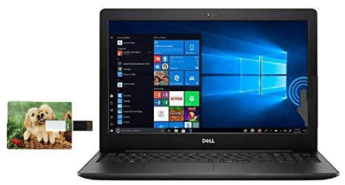 2021 Newest Dell Inspiron 15 3000 Series 3593 15.6'' Touchscreen Laptop, 10th Gen Intel Quad Core i7-1065G7 Processor, 16GB RAM, 512GB SSD + 1TB HDD, Webcam, Wi-Fi, Windows 10 Pro, 32GB Tela USB Card