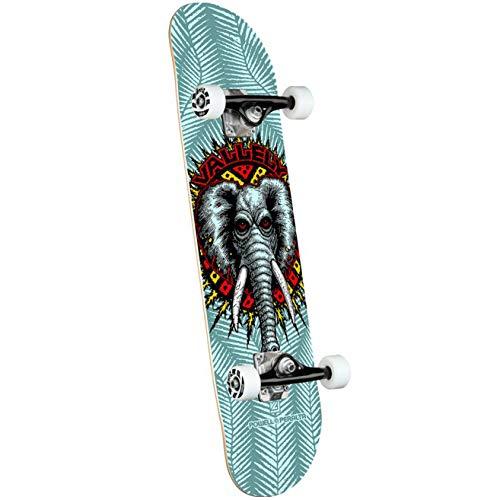 Powell Peralta Skateboard Complete Vallely Elephant, Größe:8, Farben:Blue